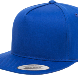 YUPOONG CLASSIC 5 PANEL MODEL # 6007 - ROYAL