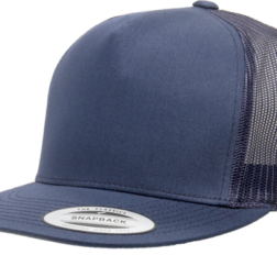 YUPOONG CLASSIC TRUCKER MODEL #  6006 - NAVY