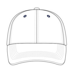 Cap-white-front