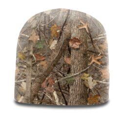 KING'S CAMO MICROFLEECE BEANIE - WOODLAND SHADOW