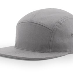 RICHARDSON 198 5 PANEL CAMP CAP - GREY