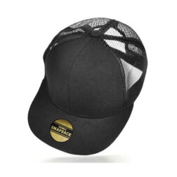Cooly Snap - Kids Cap - Black